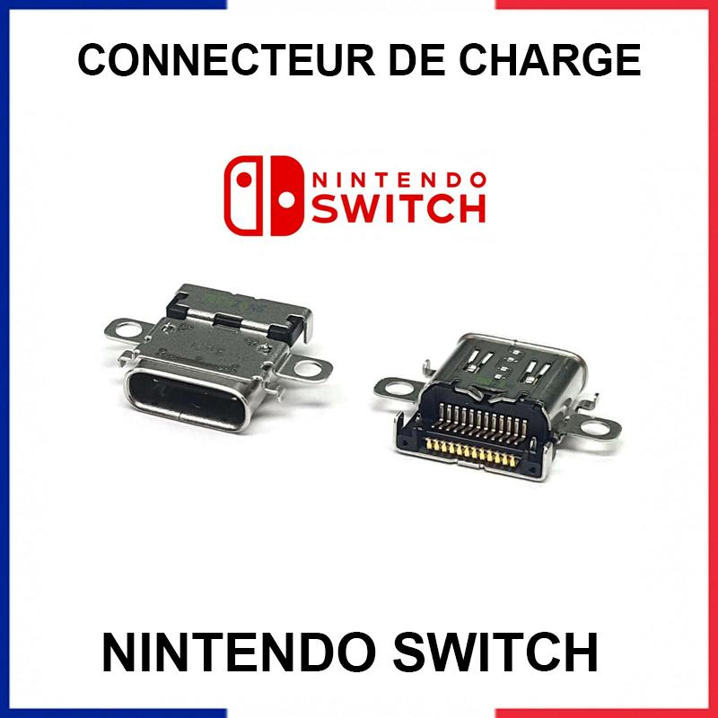 Connecteur de charge nintendo switch type c